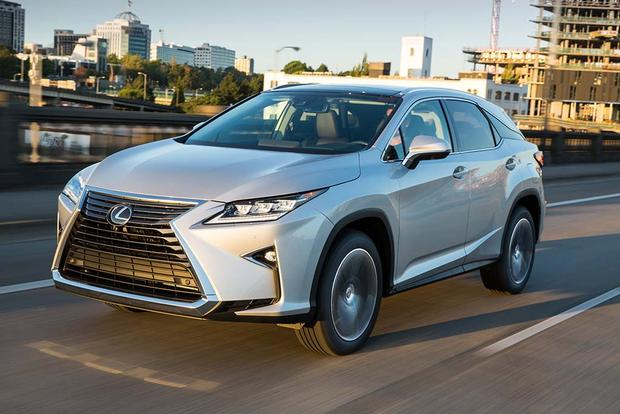 2016 Lexus RX vs. 2016 Acura MDX: Which Is Better? featured image large thumb1