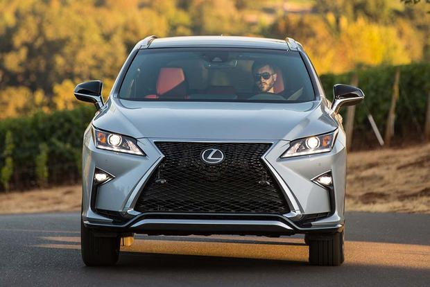 2016 Lexus RX vs. 2016 Acura MDX: Which Is Better? featured image large thumb3