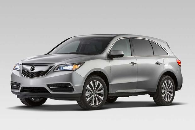 2016 Lexus RX vs 2016 Acura MDX Which Is Better  Autotrader