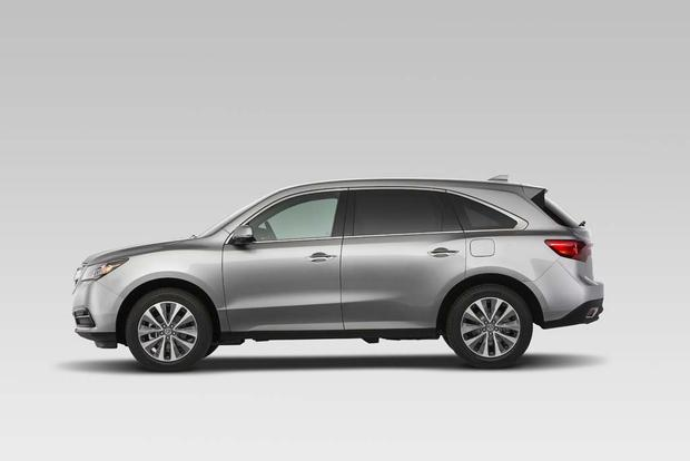 2016 Lexus RX vs. 2016 Acura MDX: Which Is Better? featured image large thumb6