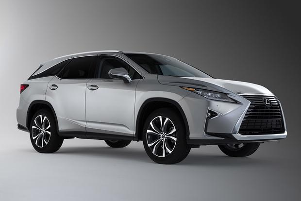 2018 Lexus RX: New Car Review featured image large thumb0