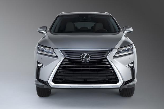 2018 Lexus RX: New Car Review featured image large thumb1