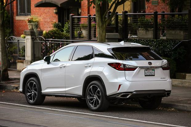 2018 Lexus RX: New Car Review featured image large thumb4