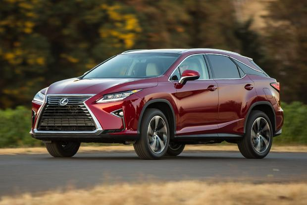 2018 Lexus RX: New Car Review featured image large thumb5