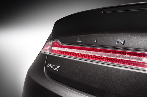 2014 Lincoln MKZ: New Car Review - Autotrader