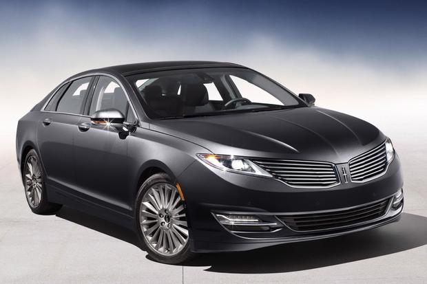 2013 Lincoln MKZ: Real-World Review featured image large thumb1