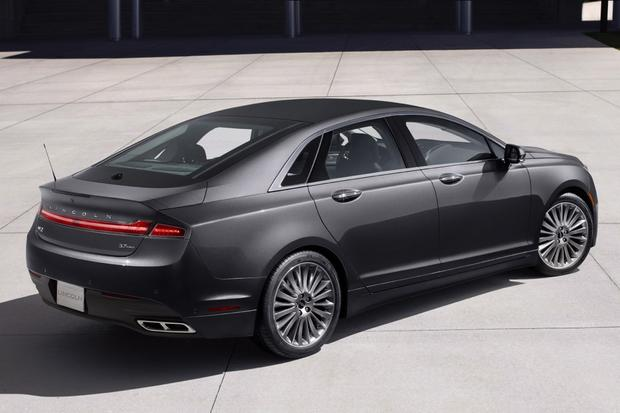 2013 Lincoln MKZ: Real-World Review featured image large thumb2