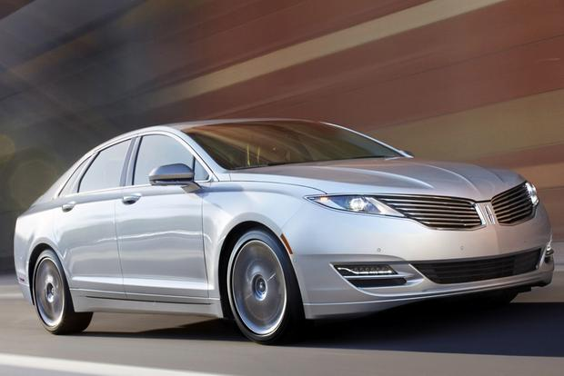 2014 Lincoln MKZ: New Car Review featured image large thumb0