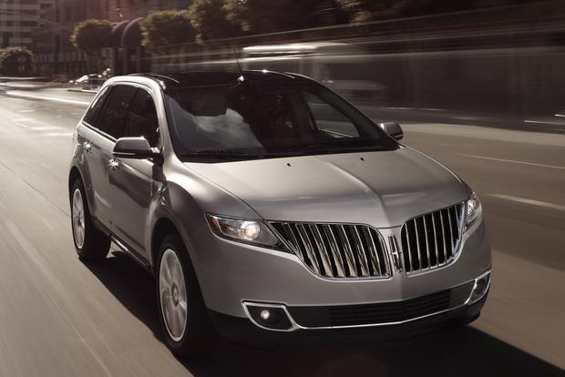 2014 lincoln mkx new car review autotrader. Black Bedroom Furniture Sets. Home Design Ideas
