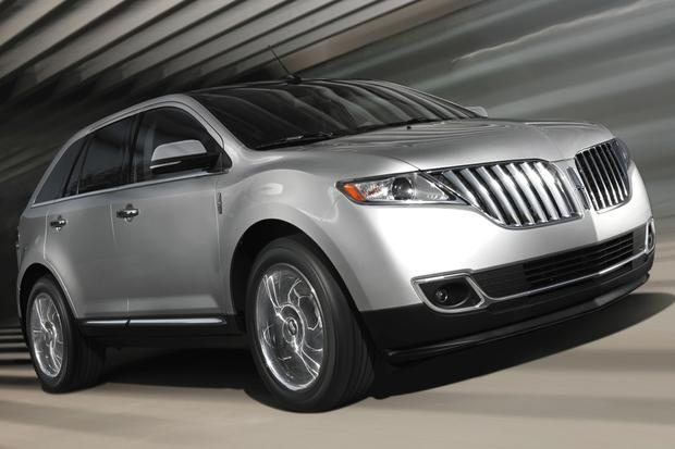 2014 Lincoln MKX: New Car Review featured image large thumb2