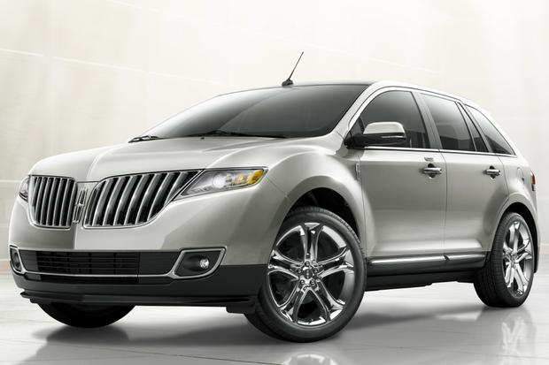 2014 Lincoln MKX: New Car Review featured image large thumb3