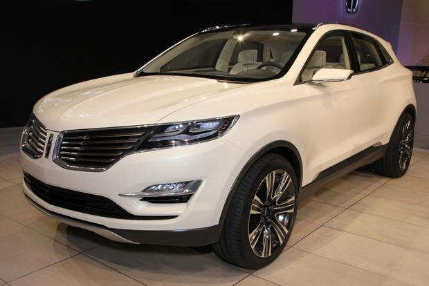 Lincoln MKC Concept: Detroit Auto Show featured image large thumb0