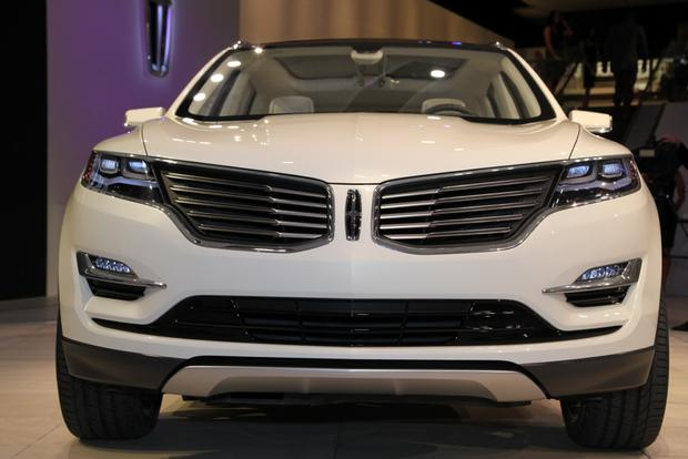 Lincoln MKC Concept: Detroit Auto Show featured image large thumb2
