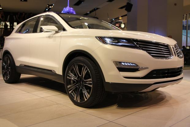 Lincoln MKC Concept: Detroit Auto Show featured image large thumb5