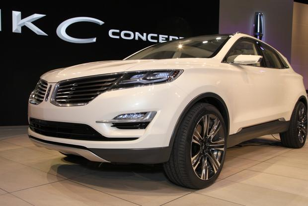 Lincoln MKC Concept: Detroit Auto Show featured image large thumb11