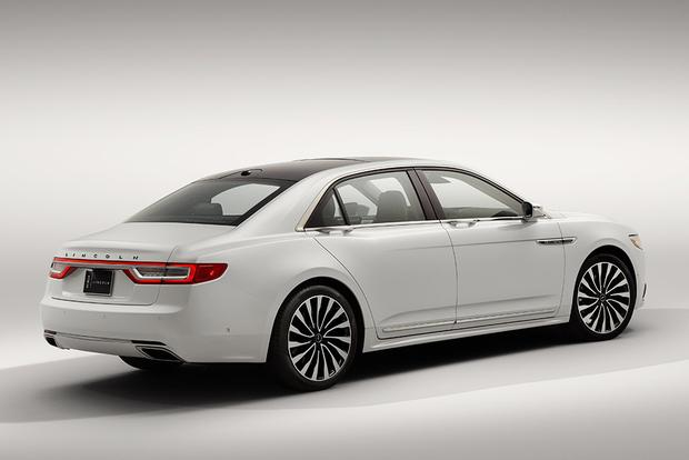 2017 Lincoln Continental: New Car Review featured image large thumb1