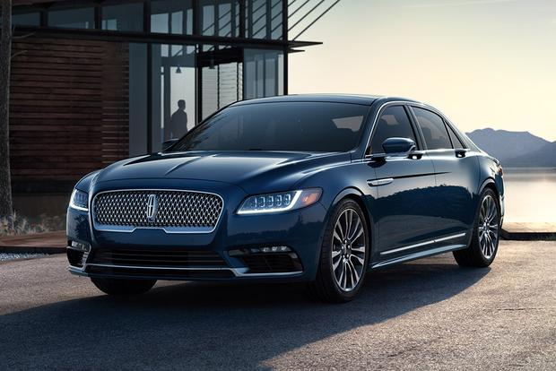 2017 Lincoln Continental: New Car Review featured image large thumb5