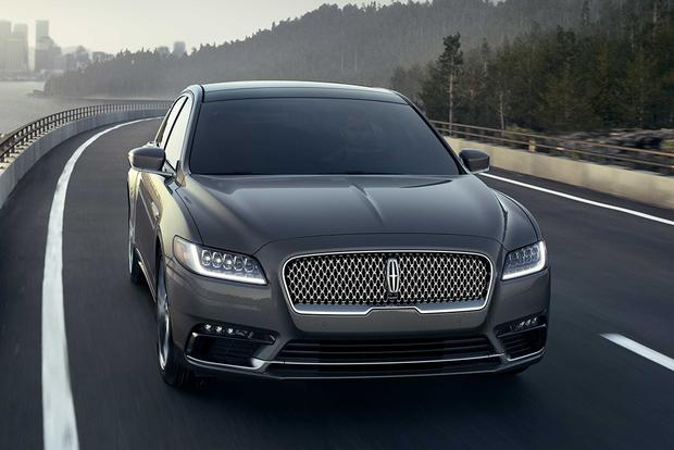 2018 Lincoln Continental New Car Review Autotrader