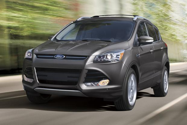 2015 Lincoln MKC vs 2015 Ford Escape Whats the Difference