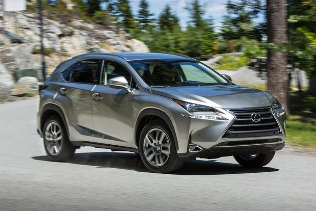 2015 Lincoln MKC vs. 2015 Lexus NX: Which Is Better? featured image large thumb6