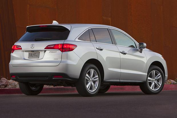 2015 Lincoln MKC vs. 2015 Acura RDX: Which Is Better ...