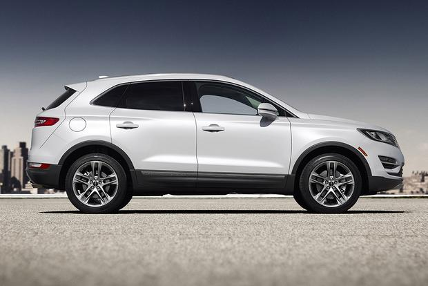 2016 Lincoln MKC vs. 2016 Lincoln MKX: What's the ...