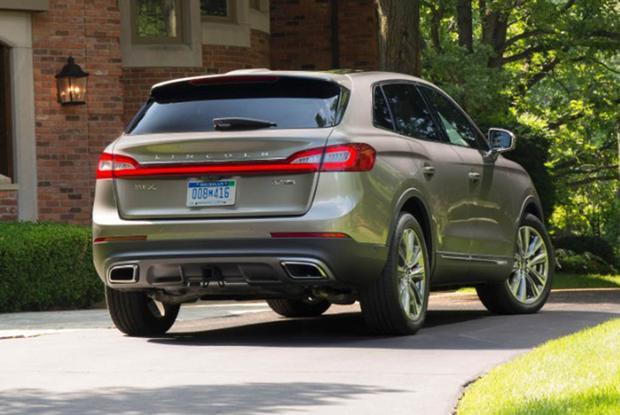 Image Result For Ford Edge Vs Lincoln Mkc