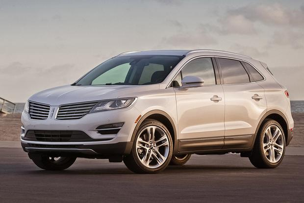 2017 Lincoln MKC: New Car Review featured image large thumb3