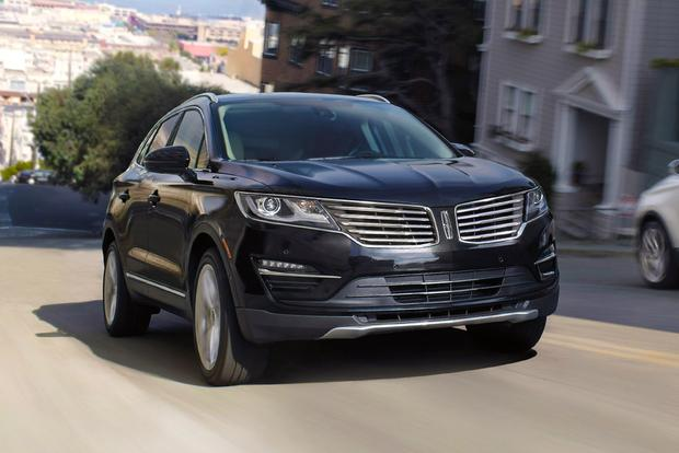 2018 Lincoln MKC: New Car Review featured image large thumb4