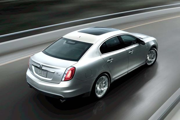 2011 Lincoln MKS: Used Car Review featured image large thumb3
