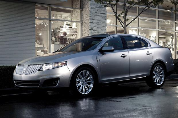 2011 Lincoln MKS: Used Car Review featured image large thumb0