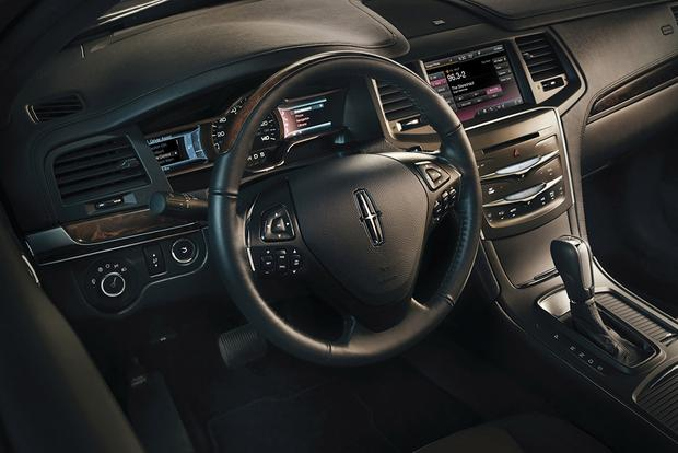 2015 Lincoln MKS: Used Car Review featured image large thumb4