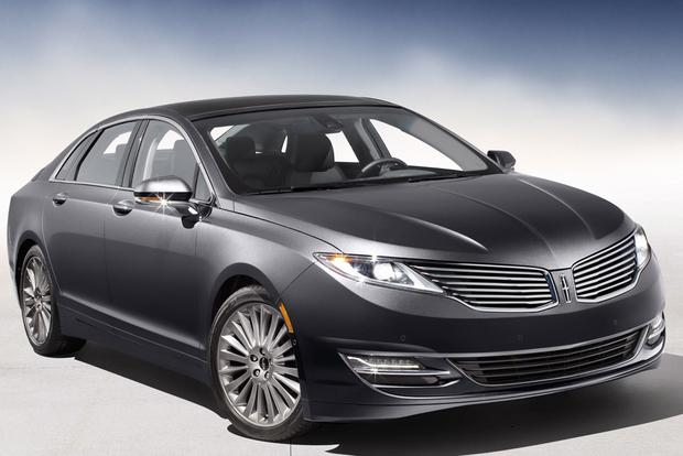 2015 Lincoln MKZ vs. 2015 Lincoln MKS: What's the Difference? featured image large thumb5
