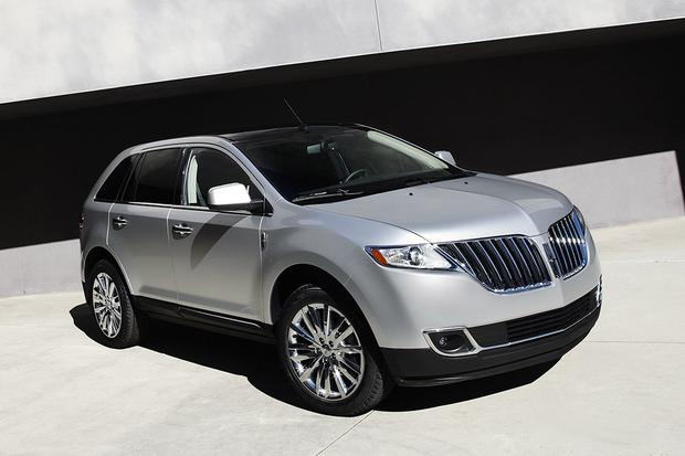 2007-2014 Lincoln MKX vs. 2010-2014 Lexus RX: Which Is Better? featured image large thumb11