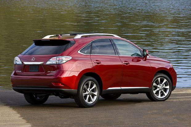 2007-2014 Lincoln MKX vs. 2010-2014 Lexus RX: Which Is Better? featured image large thumb2