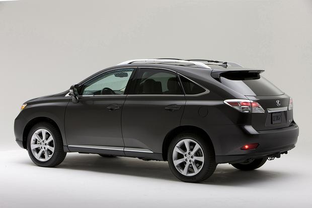 2007-2014 Lincoln MKX vs. 2010-2014 Lexus RX: Which Is Better? featured image large thumb8