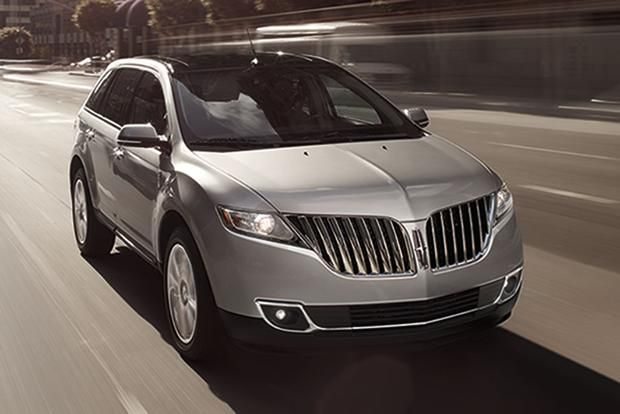 2015 Vs 2016 Lincoln Mkx What S The Difference Autotrader