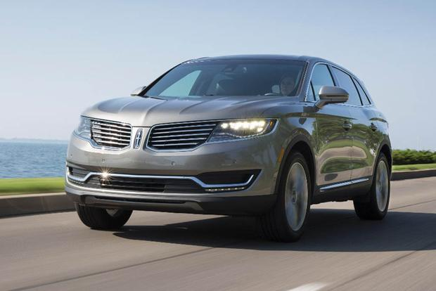 2015 lincoln mkx used car review autotrader. Black Bedroom Furniture Sets. Home Design Ideas