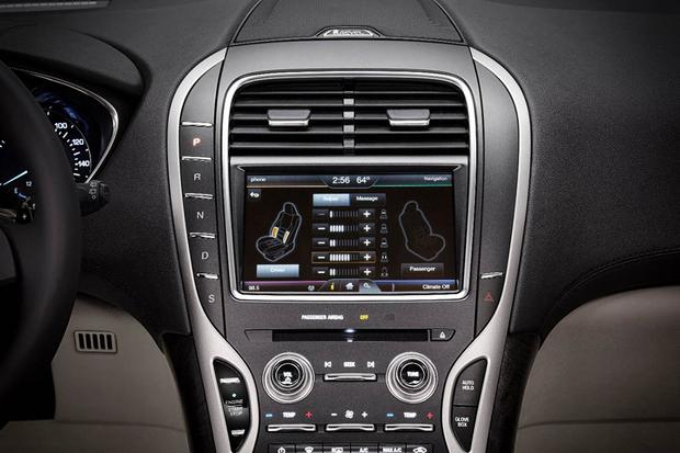 2016 Lincoln MKX: Real World Review featured image large thumb3