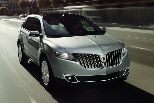 2015 Lincoln MKX: New Car Review featured image large thumb1