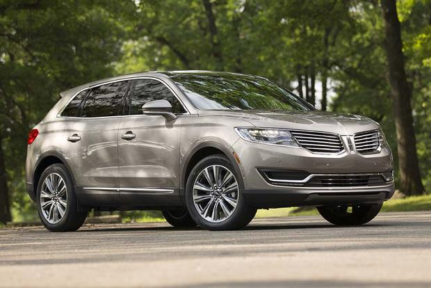 Lincoln Suv 2018 >> 2018 Lincoln Mkx New Car Review Autotrader