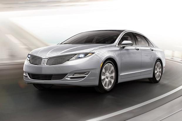 2016 Lincoln MKZ: New Car Review featured image large thumb0