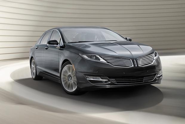 2016 lincoln mkz new car review autotrader. Black Bedroom Furniture Sets. Home Design Ideas