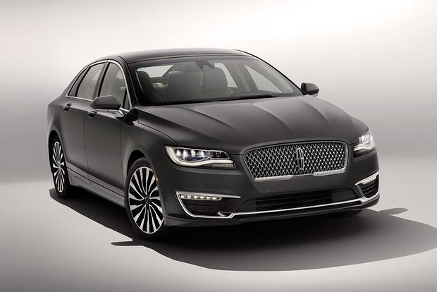 2017 Lincoln MKZ: New Car Review featured image large thumb1