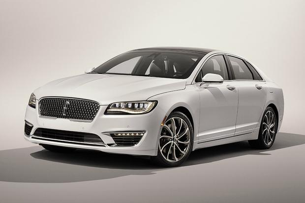 2017 Lincoln MKZ: New Car Review featured image large thumb2