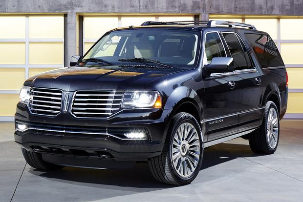 Latest Cadillac Escalade >> 2014 vs. 2015 Lincoln Navigator: What's the Difference? - Autotrader