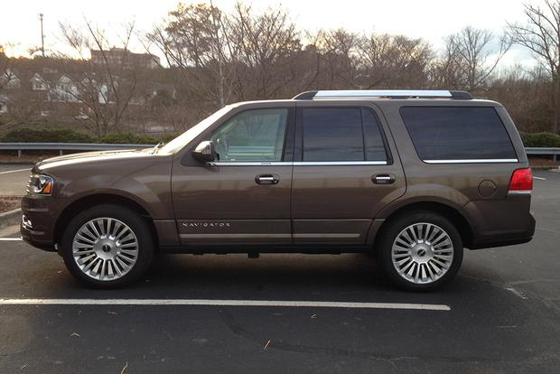 2015 Lincoln Navigator: Real World Review featured image large thumb1
