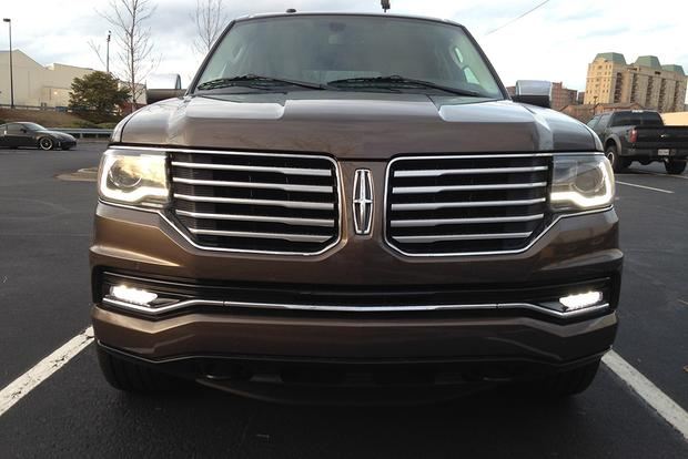 2015 Lincoln Navigator: Real World Review featured image large thumb5