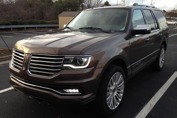 2015 Lincoln Navigator: Real World Review featured image large thumb0