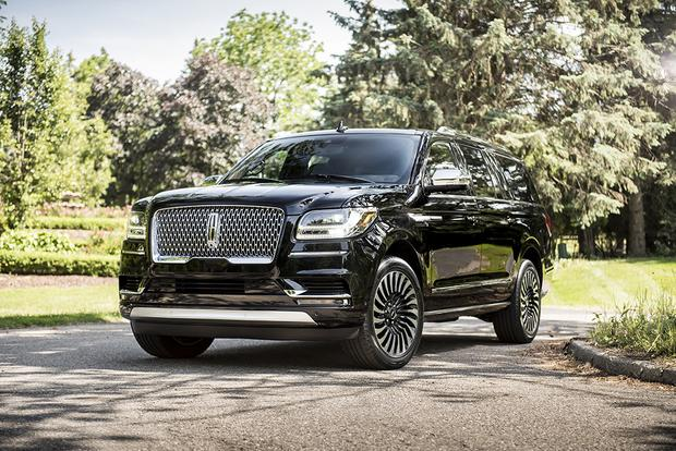 2018 Lincoln Navigator: First Drive Review featured image large thumb0